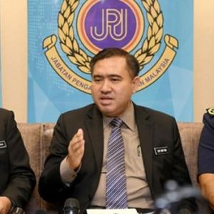 APAD Menggantikan SPAD - Menteri Pengangkutan