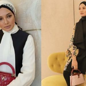 Mantap! Neelofa Berkolaborasi Dengan Jenama Terkenal Louis Vuitton