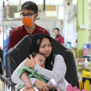 Bayi Dilarikan: Nur Aisyah Ditemui Dalam Semak, Polis Tahan Warga Negal