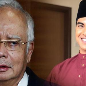 Najib Tak Boleh Jadi MB Pahang Kalau Tak Mahu UMNO Rosak - Syed Saddiq