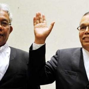 Ketua hakim, Presiden Mahkamah Rayuan Letak Jawatan