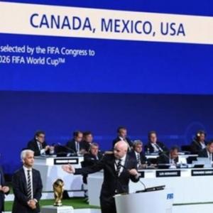 AS, Mexico dan Kanada Anjuran Bersama Piala Dunia 2026