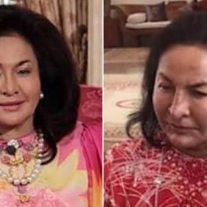"""""""Anak-anak Kaya, Tapi Rosmah Macam Nenek Kebayan Di Hari Raya"""" - Netizen"""