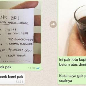 Lucu! Tergelak Dengan Idea Kreatif Netizen Kenakan Scammer