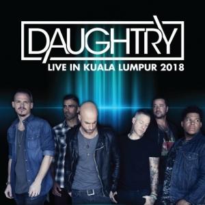 Cepat! Jawab Dan Menang Pas Masuk Percuma ke Konsert Daughtry 13 Julai Ini