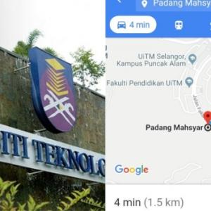 Sorry Dik, Pakcik Tak Nak Pergi Padang Mahsyar, Pakcik Tak Ready Lagi!