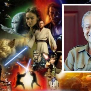 Tun Mahathir Milik Semangat Jedi, Beliau Ibarat Seorang Yoda- Maszlee