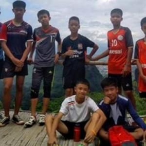 12 Kanak-Kanak Thailand Terperangkap Dalam Gua Diharap Tidak Terpedaya
