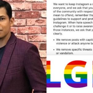 Nasihat Dikatakan Keganasan - Fakhrul Unic Kesal 'Post' Instagramnya Dipadam