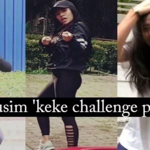 'Keke Challenge' Sanggup  Buat, Bila Suruh Baca Al-Quran Jawapannya 'Saya Bukan Budak Agama'