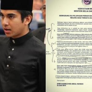 """""""Bahasa Tunggang Langgang"""" - Kenyataan Akhbar KBS Jadi Bahan Jenaka Netizen"""