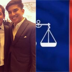 """""""Macam Adik Beradik"""" -  Netizen Puji Anak Bekas PM Dan Syed Saddiq"""