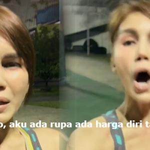 Sajat Berang Dituduh Tukar Status Jantina. Minta Bukti Pergi JPN...