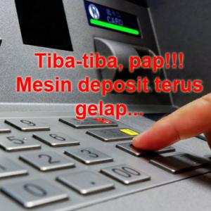 Duit 'Lesap' Anak Orang Tutup Suis ATM, Netizen Bengang Si Bapa Tak Minta Maaf!
