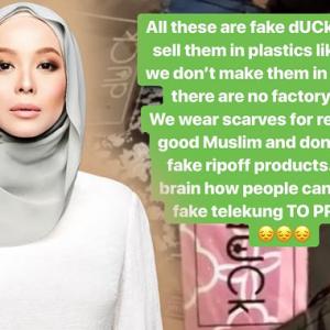 """""""Kenapa Marah Sangat, Curi Hak Orang Tak Salah Ke?"""" - Netizen Sokong Vivy Yusof"""