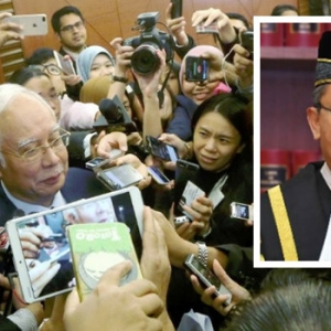 Kes Pecah Amanah Najib: Hakim Mahkamah Tinggi, Mohd Nazlan Ambil Alih Tugas