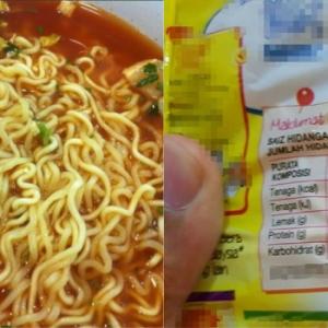 Ramai Netizen Nak Makan Mi Segera Setelah Baca Status Doktor Ini, Tetapi...