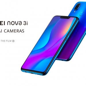 Huawei Nova 3i Akhirnya Dilancarkan, Huawei Kini Di Tangga Ke-2 Global