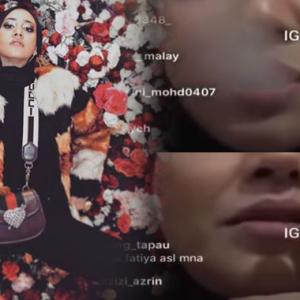Dulu Berkemban, Sekarang Merokok - Netizen Kecam Fathia Latiff 'Sendu' Dahaga Perhatian