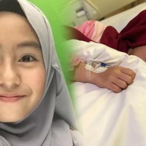 Mia Sara Dikejarkan Ke Hospital, Peminat Doa Cepat Sembuh...