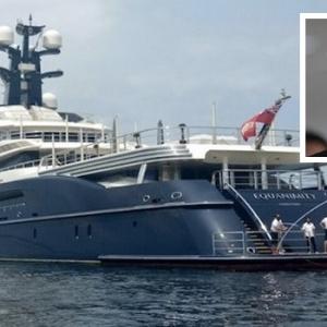 Kapal Mewah Equanimity Akan Dipamerkan Sebelum Dijual- Menteri Kewangan