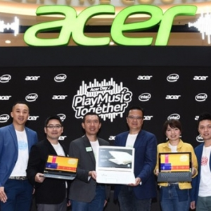"Jom ""Play Music Together"" Untuk Raikan Acer Day"