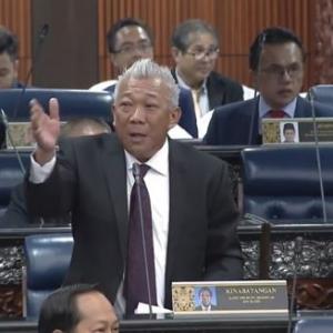 Dewan Rakyat Tercemar, Bung Mokhtar Mencarut F**k Y***