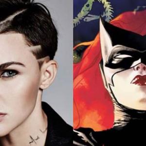 Ruby Rose Teruja Jadi Batwoman, Adi Wira Lesbian Pertama Di Kaca TV!