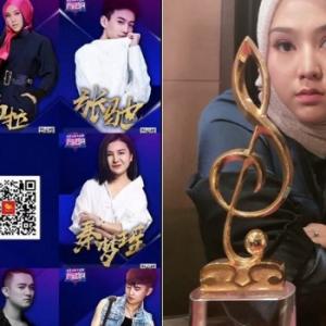 Shila Amzah Rangkul 2 Anugerah Di China, Tapi Tiada Beritanya Pun?