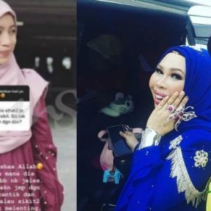"""""""Selagi Tak Melampau Dengan DS Vida, Saya Tak Cemburu,""""-Isteri Putra Amaris"""