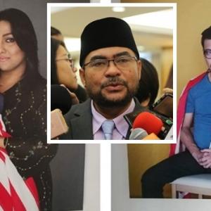 Kemaskini: Foto Aktivis LGBT Itu Diturunkan Atas Arahan Saya- Datuk Mujahid