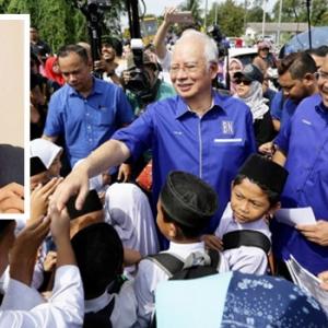 """""""Berilah Penghormatan Sewajarnya Kepada Najib""""- Zahid Beritahu Johari"""