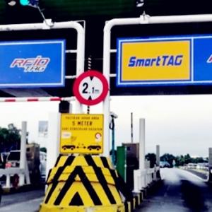 Bayaran Tol Secara Peranti RFID Bakal Ganti 'Smart Tag'