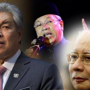 UMNO Tak Boleh Buang Masa Pertahan Najib - Zahid Harap Najib Tak Terasa Dengan Annuar Musa