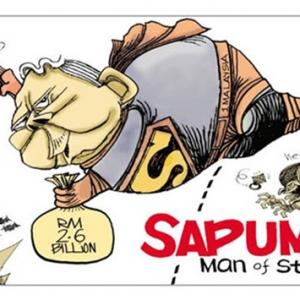 Buku Kartun Kontroversi 'Sapuman: Man of Steal' Kini Bebas Dibaca