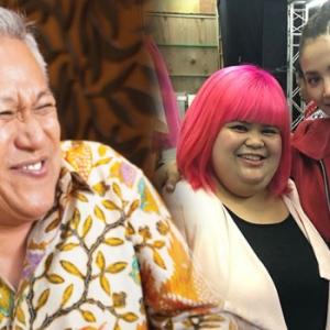 Beri Peluang Wanita Gempal Jadi Model, Chef Wan Puji Fazura