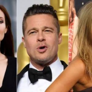 Hubungan Angelina Jolie Dan Brad Pitt Berantakan, Jennifer Aniston Gembira!