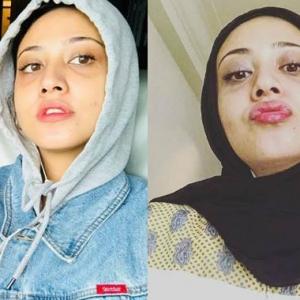 """""""Genetik Okay, Lebam Bawah Mata Bukan Sebab Dadah,""""-Fathia Latiff"""