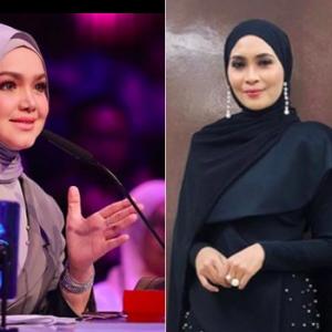 Siti Nordiana Dikritik Nyanyi Lagu Siti Nurhaliza Langsung Tak Sedap