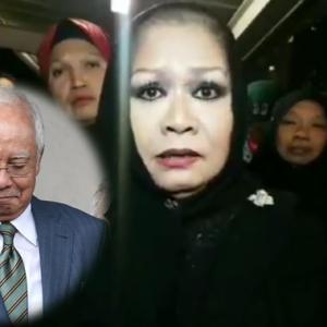 Kecoh Najib 'Didera'! Dulu Anwar Ditangkap, Boleh Pula Sahara Yaacob Buat Roadshow?