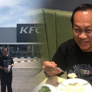 """""""Dah Tak Masuk Dapur, Selalu Makan Luar"""" - Ahmad Maslan Buktikan SST Lebih Murah Dari GST?"""