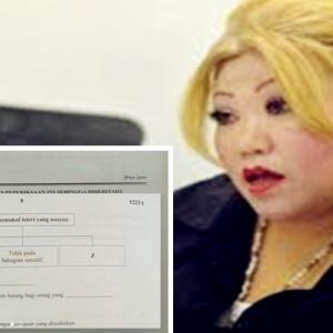 """Siti Kasim Mahu Menteri Jelaskan Soalan """"Cara Memukul Isteri Yang Nusyuz"""""""