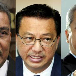 Kenyataan Presiden MCA 'Bubarkan BN' Diselar Setiausaha Agung UMNO & PAS