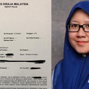 Dituduh Berhubungan Sulit Dgn Pegawai, Timbalan Menteri Buat Laporan Polis