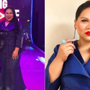 Netizen Mahu Host Pelawak Pencen, Puji Sherry Alhadad Sebab Tak Bahankan Orang Lain