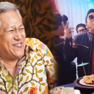 Chef Wan Bergaduh Dengan Diva AA, Tapi Netizen Terhibur!