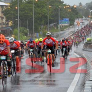 Kayuhan Sihat Sejauh 100km Bersama Isuzu Malaysia!