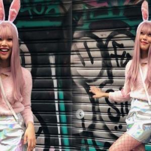 Netizen 'Sekolahkan' Zahirah Macwilson, Diminta Untuk Berpakaian Sopan