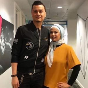 Saya Dan Isteri Tetap Simpati Dengan Rosmah-Fazley Yaakob