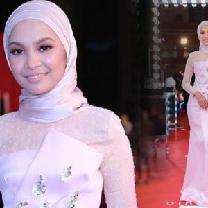 Gara-gara Busana Pink Ini, Nabila Razali Dikatakan Berkemban Ke ABPBH 31